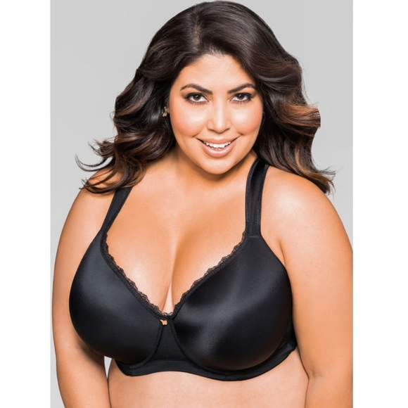 36bc075945 Ashley Stewart Full Coverage Support Butterfly Bra